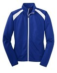 Nelson's RVs Ladies Tricot Track Jacket