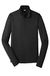 America's Gunsmith Shop Men's PosiCharge 1/4-Zip Pullover