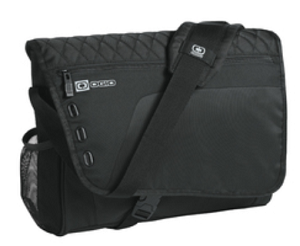 Gander Outdoors OGIO Black Vault Messenger Bag